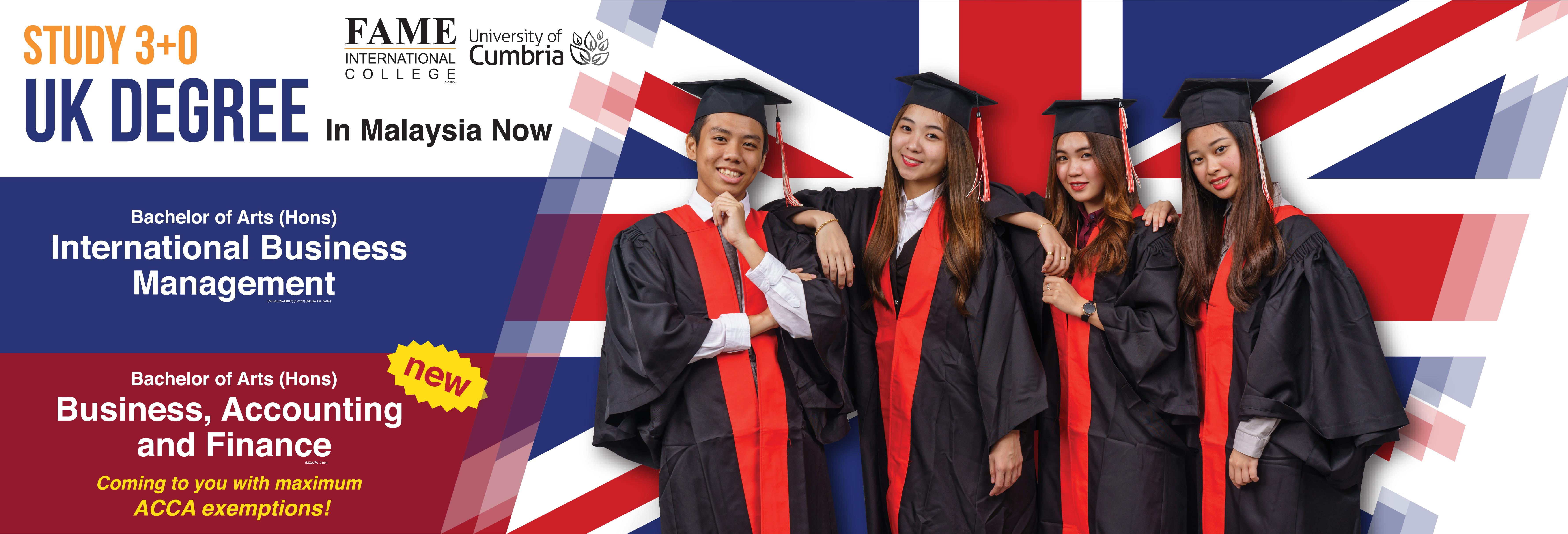 degree diploma promo april 2019